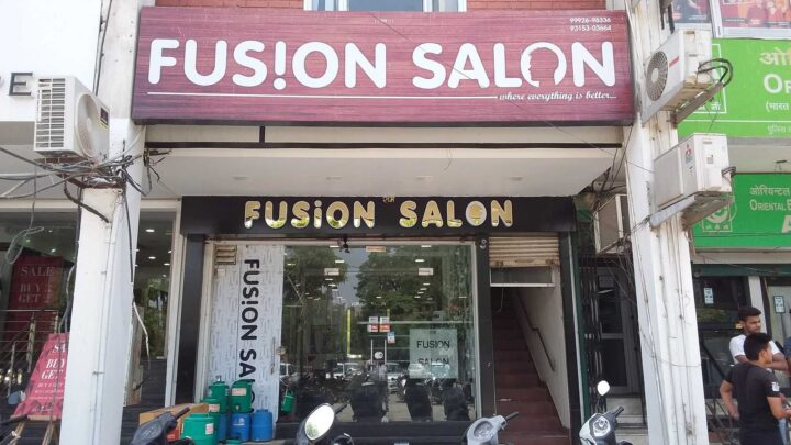 beauty parlour in hisar